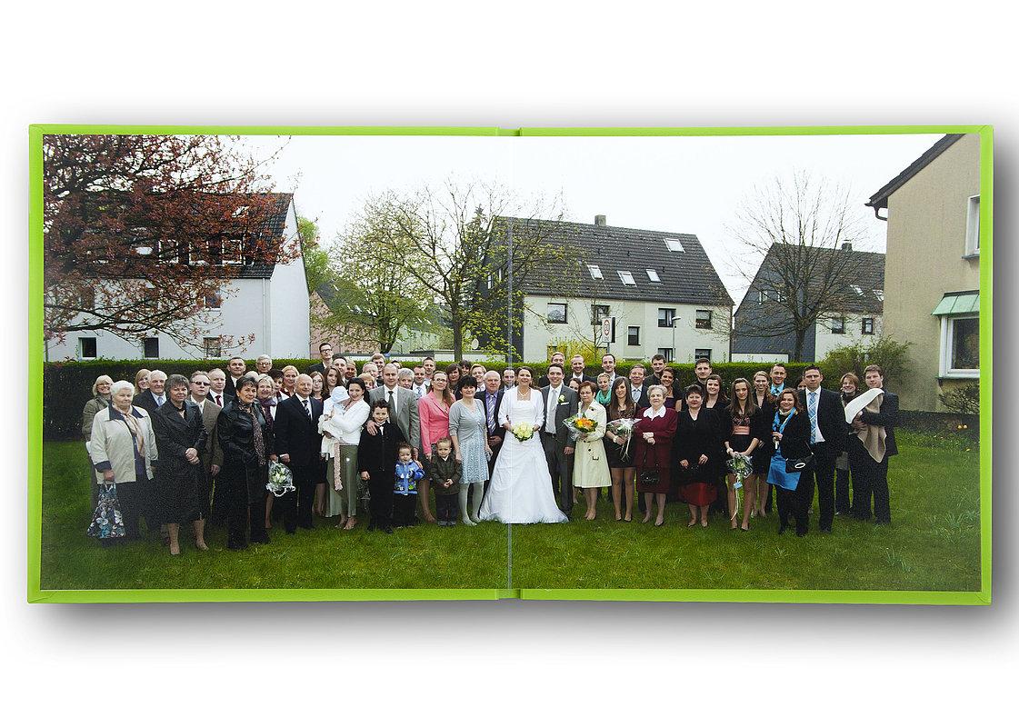 Exklusive Hochzeitsfotobucher
