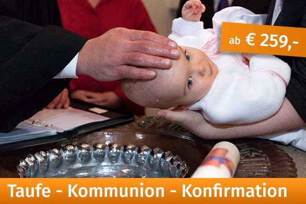 Taufe Kommunion Konfirmation